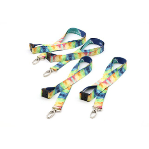 Customized Sublimation Id Lanyards,Blank Lanyards Wholesale