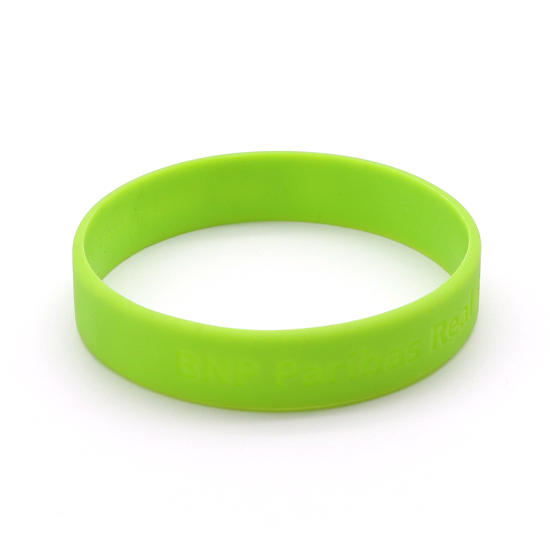 Skyee Cheap Custom silicone wristband Debossed cheap silicone wristbands manufacturers