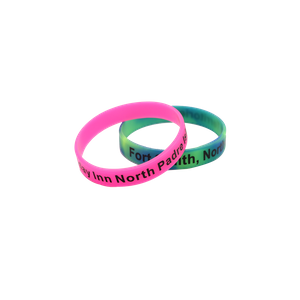 Skyee Custom Bulk Cheap plain silicone wristbands with Printing