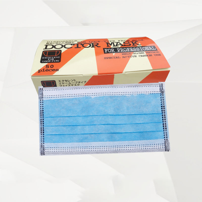 1000pcs 4 layers disposable face mask