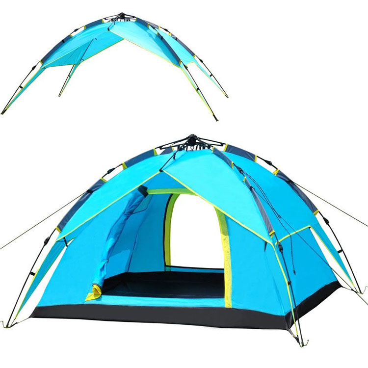 Which Tent Style Is Best For You?
